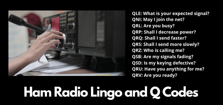 Ham-Radio-Lingo