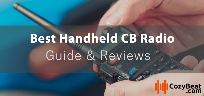 10 Best Handheld CB Radio (Portable) - Reviews in 2019