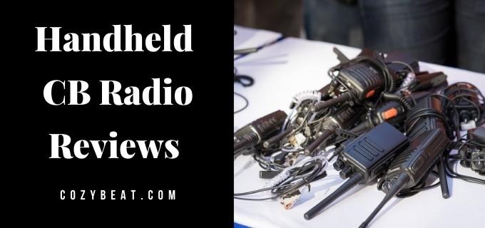 handheld cb radio reviews