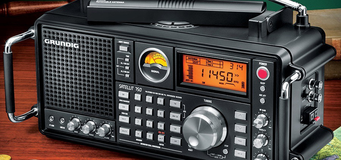 Communicate Through Shortwave Radio