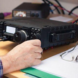 Make First Contact on Ham Radio