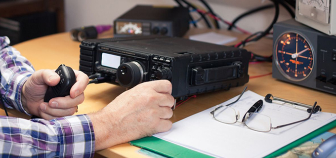 Make First Contact on Ham Radio