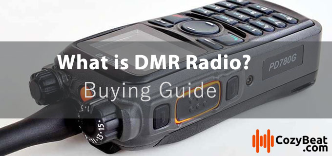 what is a dmr radio
