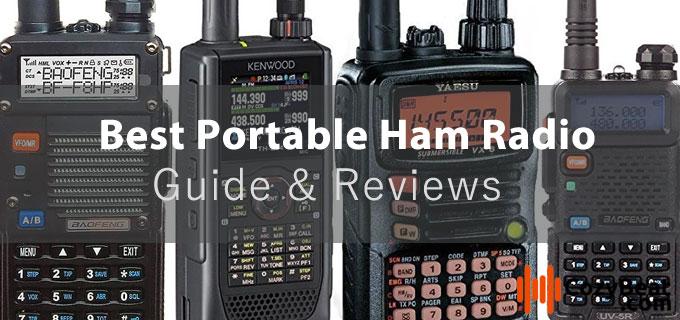 Best Portable Ham Radio