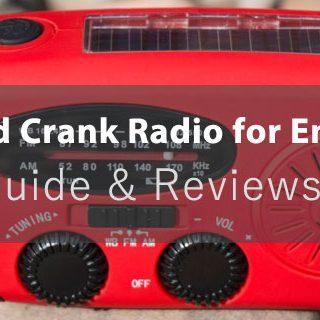 Best Hand Crank Radio