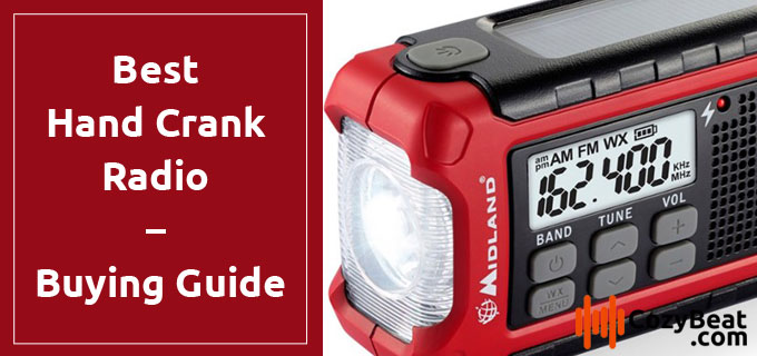 Hand-Crank-Radio-Buying-Guide