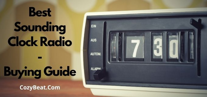 Sounding Clock Radio Buying Guide