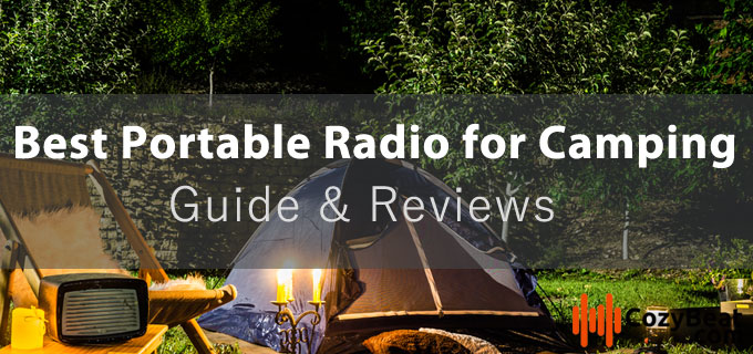 Best Portable Radio for Camping