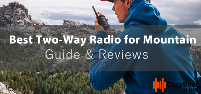 Best Two-Way Radios for Mountains