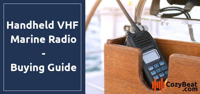 Handheld-VHF-Marine-Radio-buying-guide