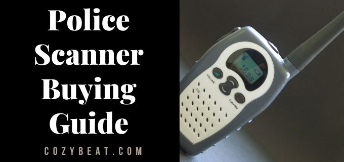 Police Scanner buying guide
