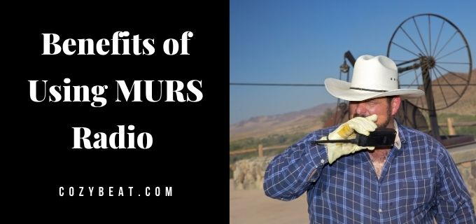 Benefits of using MURS radio