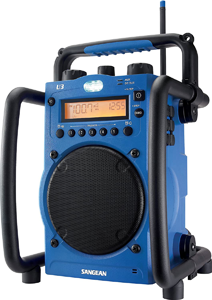 Sangean-Ultra-Rugged-and-Water-Resistant-Radio